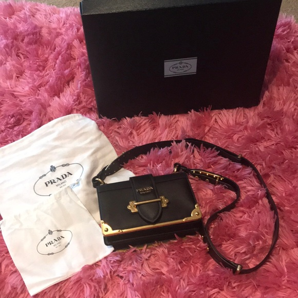 57e58834089c S S 2018 Prada Cahier Notebook Shoulder Bag